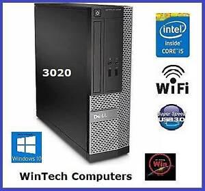 Dell Optiplex 3020 i5 8GB Memory sff Desktop Computer