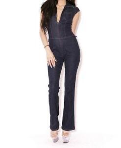 9e630dc4dcd Vintage Denim Jumpsuit
