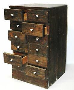 Apothecary E Cabinet