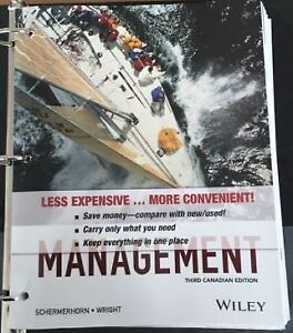 Management, Third Edition