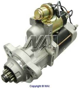 STARTER 6919 FOR Detroit 13 & 15 Engines & Mercedes MBE4000