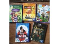 Disney DVD bundle for sale