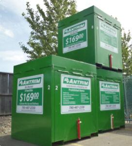 GARBAGE BIN RENTALS $169.00 PER WEEK Edmonton Edmonton Area image 1