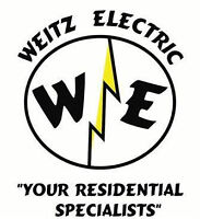 EXPERIENCED RESIDENTIAL ELECTRICIAN
