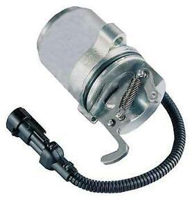 Fuel Cutoff Solenoid  Bobcat / Deutz Skid Steers 6686715 04272956