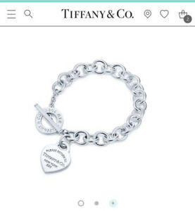 Authentic Tiffany Bracelets Perfect Christmas Gift!