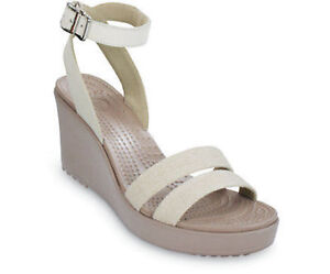 Brand new Crocs wedge sandals Size 8