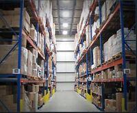 Resp. des opérations de distribution (Entrepôt et Livraisons)