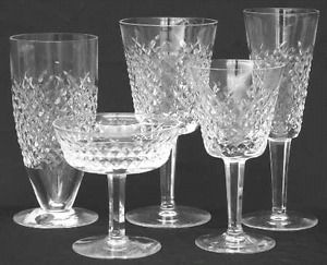 Waterford Crystal Alanna Series  NEW PRICE