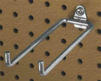 Durahook 72618 Double Rod Pegboard Hookpk10