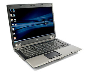Laptop HP Elitebook 6730B Ordinateur Portable Win7 64Bit HD