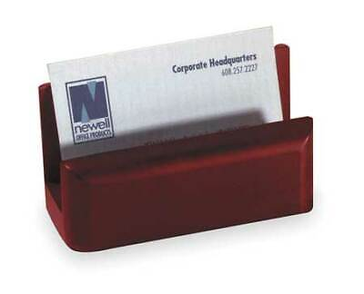 Rolodex 23330 Business Card Holder 50 Ct Wood