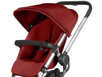 Quinny buzz stroller and carrycot