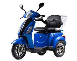 500W-Blue Mobility Electric Scooter