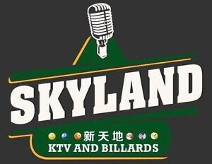SKYLAND CLUB OPEN SOON