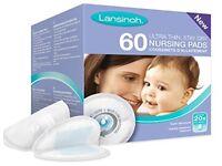Lansinoh Disposable Nursing Pads (60 Pieces) - NEW