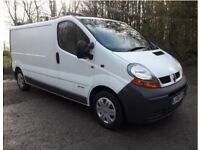 RENAULT TRAFIC 1.9 LL29 DCI 100 6 SpeedLWB - Non Runner - £700ono