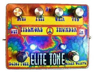 Recherché : Elite Tone Fillmore Thunder
