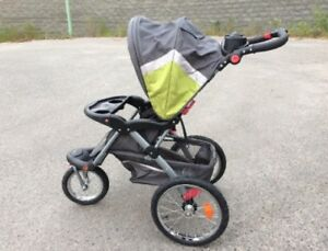 Baby Stroller - FastAction Fold Jogger System