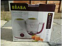 Beaba babycook 4 in 1 food maker blender