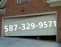 Garage Door Repair At Your Service 25$ Service Call