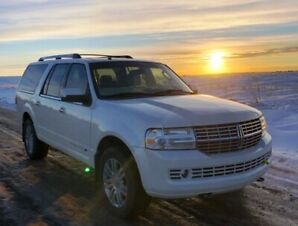 LINCOLN NAVIGATOR L LIMITED EDITION 2008