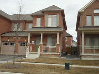 Semi Detached House For Rent in Markham