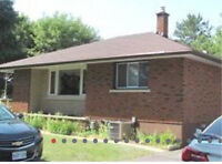 Large House with Garage Available Dec 1st