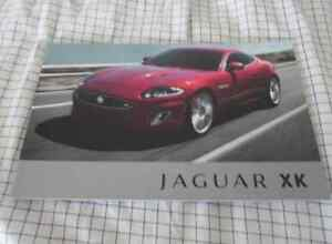2012 Jaguar XK Sales Brochure Catalog XKR XKR-S
