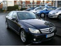 Mercedes c class sport ,fully auto,cheap price for quicksale
