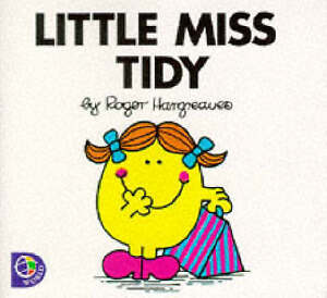Little Miss Tidy by Roger Hargreaves (Paperback, 1998)