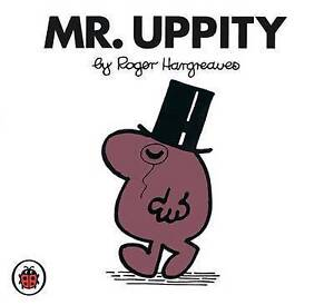 *BRAND NEW* MR UPPITY by ROGER HARGREAVES (Toddler book)