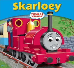 Thomas the Tank Engine & Friends - Skarloey  Paperback Book #9