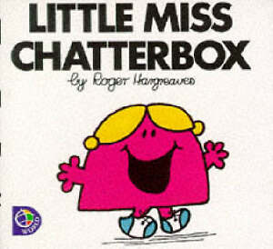 Good, Little Miss Chatterbox (Little Miss Library), Hargreaves, Roger, Book