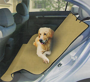 WATERPROOF PET CAR SEAT COVERS - PROTECT YOUR SEATS FROM MUD !!!