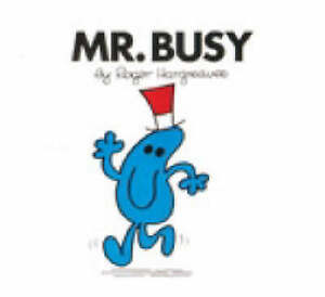 Mr. Busy by Roger Hargreaves    Mr Men   New
