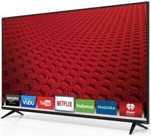 "VIZIO 70"" E Series 4K Smart LED TV With 1 Year Warranty. OpenBox Macleod Sale! (FINANCING AVAILABLE 0% Interest)"