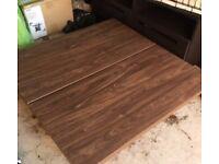 Next walnut range coffee table