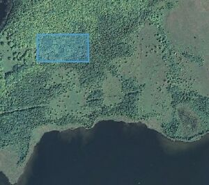5.45 Acre Lot on Manitoulin Island Walk to the Lake Prime Land!