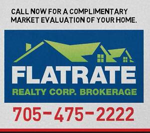 Flat Rate Realty Corp. Brokerage Programs 2017