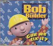 Bob The Builder CD