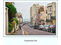 2nd flr 1 bedroom holiday apartment between the sea front and Western Road close to all amenities