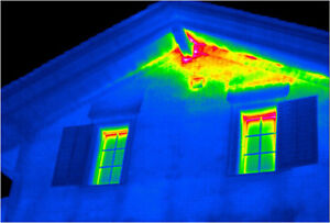 HOME THERMAL IMAGING INSPECTION