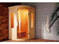 Infared Sauna Room (Model WS-20SN)