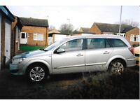 5 DOOR VAUXHALL ASTRA DESIGN IMMACULATE INSIDE AND OUTSIDE WITH AIR CON.