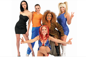 Two tickets to Spice Girls tribute at the marquee Nov 25