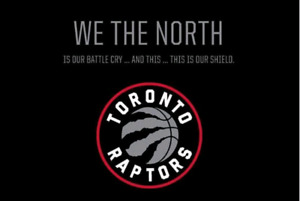 Toronto Raptors central court seating