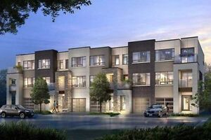 NEW TOWN HOMES FOR SALE IN BURLINGTON near GO Station From the h