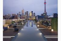 Brand new 1 bedroom at Thompson Residences 629 King st W