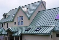 SIMCOE COUNTY ROOFERS. THE METAL ROOF SPECIALISTS